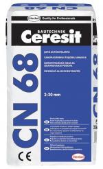 Ceresit CN 68 - самовыравнивающаяся смесь (от 1 до 15 мм), 25кг